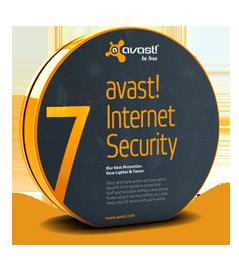 AVAST PRO DAN INTERNET SECURITY 7.0.1426