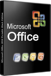 MICROSOFT OFFICE 2010 BLACK EDITION X86